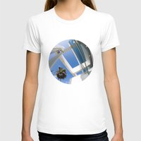 architecture T-shirts featuring Architecture by GF Fine Art Photography