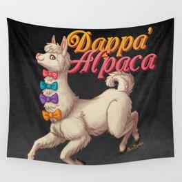 Dappa' Alpaca Wall Tapestry