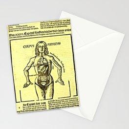 Corpus Phisicum Stationery Cards