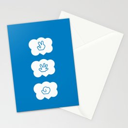 Janken Stationery Cards