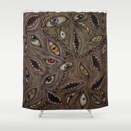 Argusborn Shower Curtain