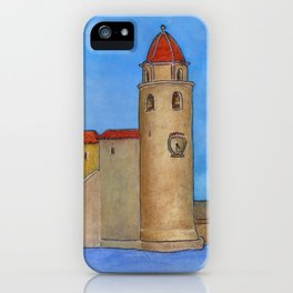 Colliure iPhone Case