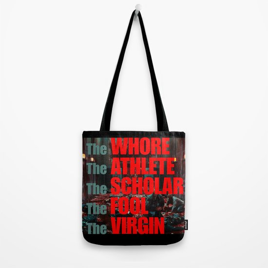 Horror Deconstructed Tote Bag