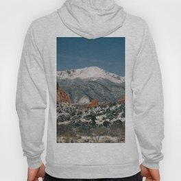 Snowy Mountain Tops Hoody