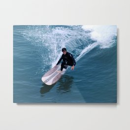 This Is You Surfing Metal Print