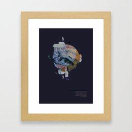 Day 127 Framed Art Print