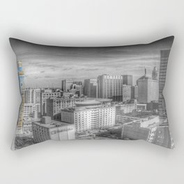 Baltimore Landscape - Bromo Seltzer Arts Tower Rectangular Pillow