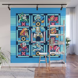Wily For The Win Wall Mural