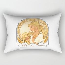 Buffy Summers Rectangular Pillow