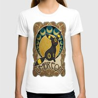umbreon T-shirts featuring Umbreon by Yamilett Pimentel
