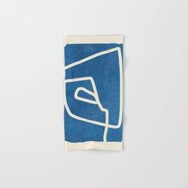 abstract minimal 57 Hand & Bath Towel