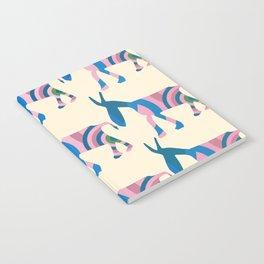 Donkey Parade Notebook