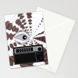 Radio Eye Stationery Cards