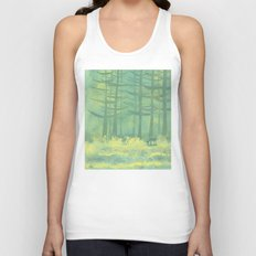 The Clearing Unisex Tank Top