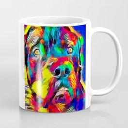 Rottweiler 2 Coffee Mug