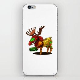 Samoose iPhone Skin