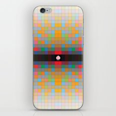 Momo pixel iPhone & iPod Skin