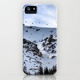 Mammoth Mountain: Dry Creek iPhone Case