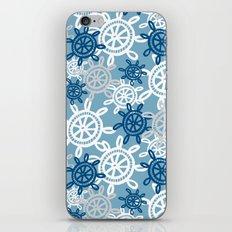 Starboard - steering wheel iPhone & iPod Skin