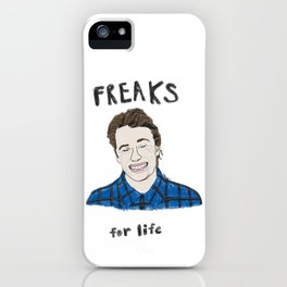 Freaks For Life iPhone Case