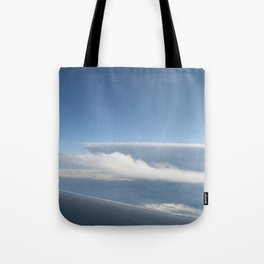 ICE WAVE Tote Bag