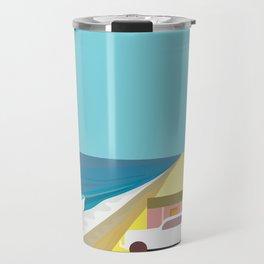 Mar de Cortez (square) Travel Mug