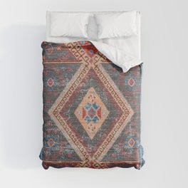 N19 - Boho Moroccan Oriental Artwork for Rustic and Farmhouse Styles. Comforters