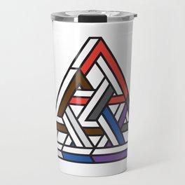 Triangular Travel Mug