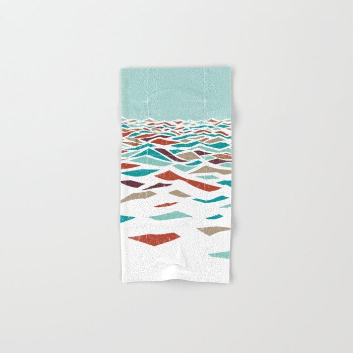 Sea Recollection Hand & Bath Towel