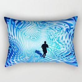 Into The Unknown CVI - Escape I Rectangular Pillow