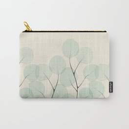 Japanese Leaves Carry-All Pouch