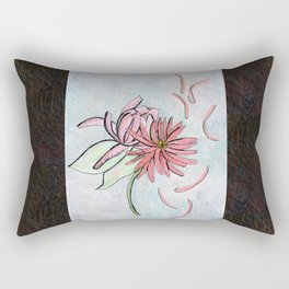 And Beauty Unknown Rectangular Pillow