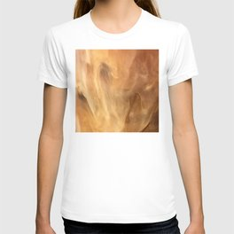 French Vanilla Expresso Marble Pattern With Sweet Cream T-shirt