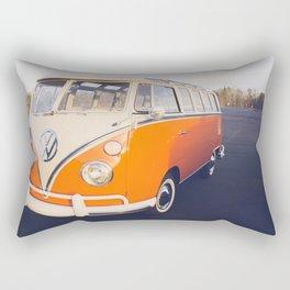 VINTAGE CARS Rectangular Pillow