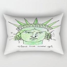 Hairy Situation Rectangular Pillow