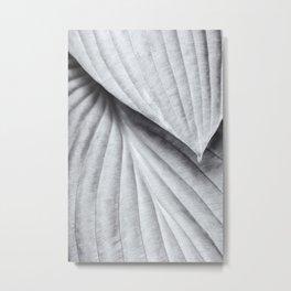 Lines Converging Metal Print