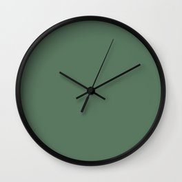 Comfrey Wall Clock