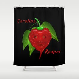 Reaper Man Shower Curtain