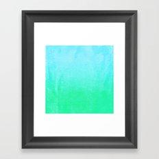 AQUAA Framed Art Print