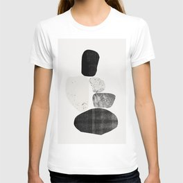Pile of rocks T-shirt