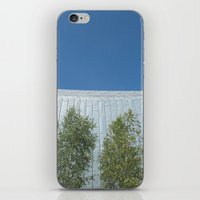lungs iPhone & iPod Skins featuring Lungs by Mark Spence