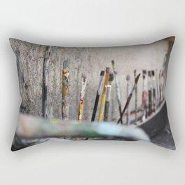 Art Room Rectangular Pillow