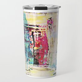 Neon 1 Travel Mug