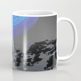 Neither Up Nor Down Coffee Mug