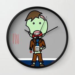 The Walking Dead - Java Saves Walker Wall Clock