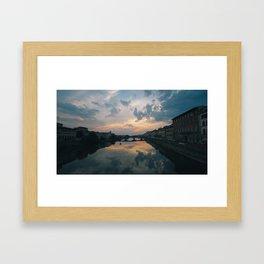 Florence/Firenze Framed Art Print