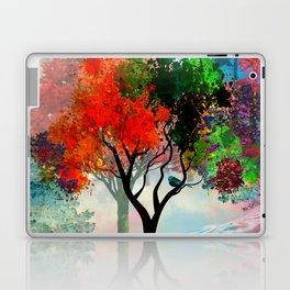 Lavish Abstract Landscape Laptop & iPad Skin
