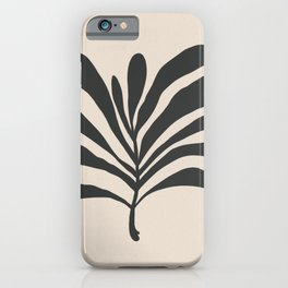 thick palm iPhone Case