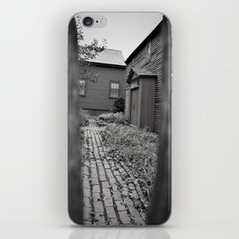 Place of Damnation iPhone Skin