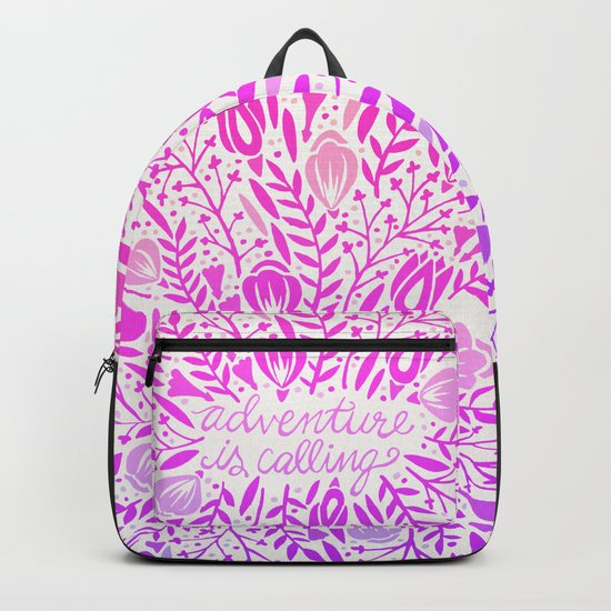 Adventure is Calling – Unicorn Palette Backpack